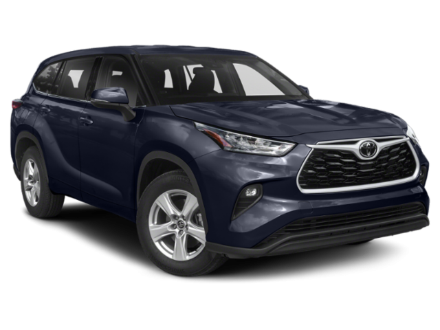 New 2021 Toyota Highlander L
