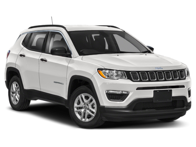 New 2021 Jeep Compass Upland Edition