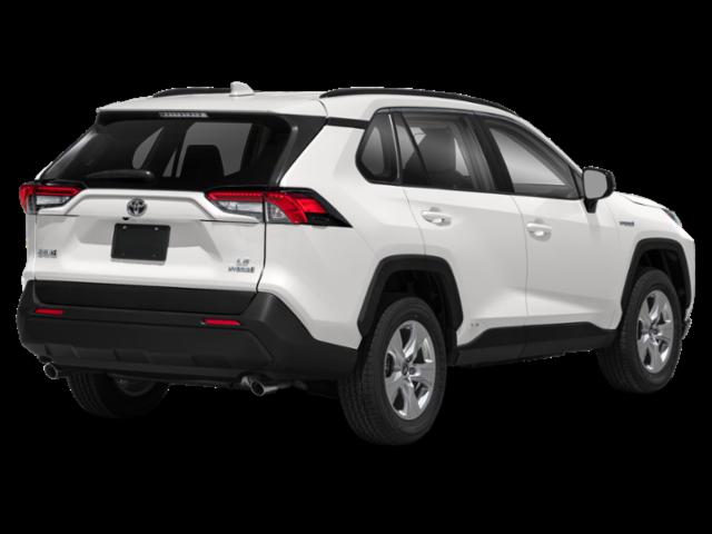 New 2021 Toyota RAV4 Hybrid Hybrid LE