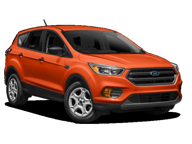 New 2019 Ford Escape SE