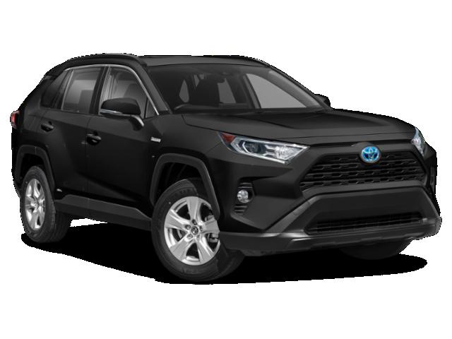 New 2021 Toyota RAV4 Hybrid XLE AWD (Natl)