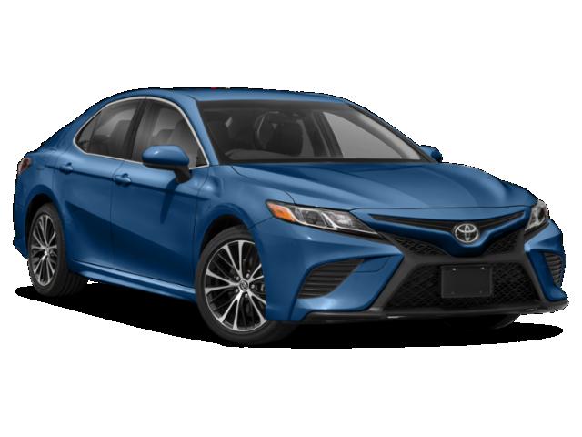 New 2020 Toyota Camry SE