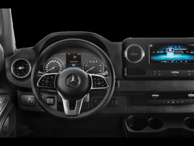 New 2020 Mercedes-Benz Sprinter Cargo Van Cargo 170 WB
