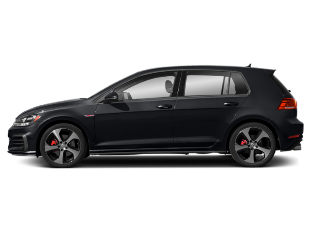 New 2021 Volkswagen Golf GTI S
