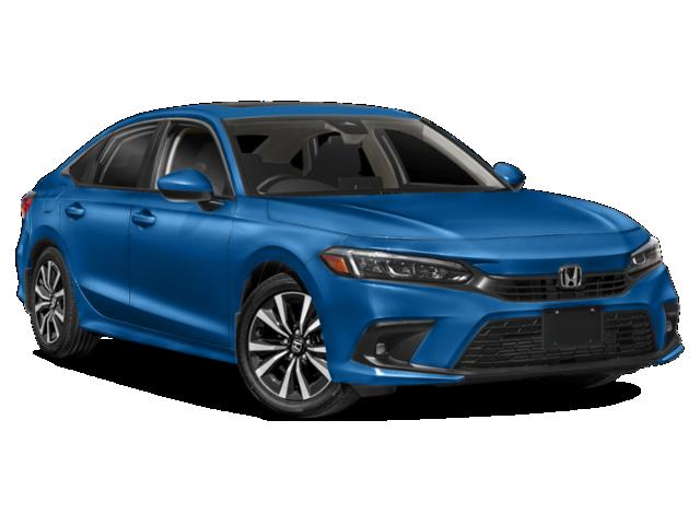 New 2022 Honda Civic EX