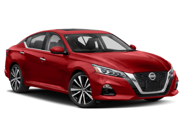 New 2021 Nissan Altima 2.5 SV