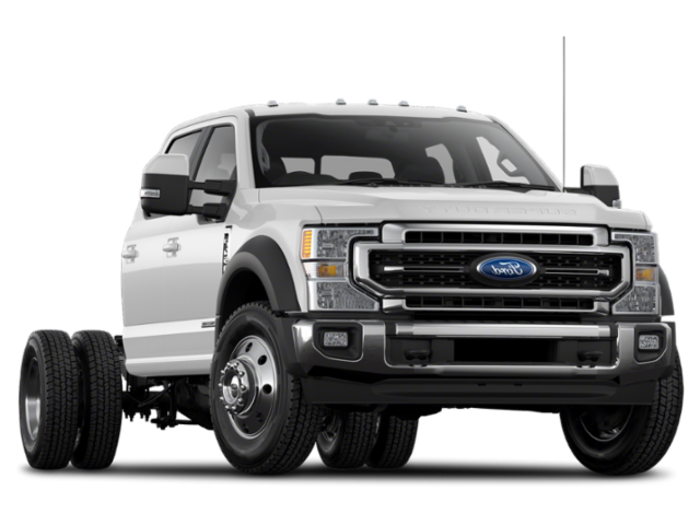 New 2021 Ford Super Duty F-550 DRW XL