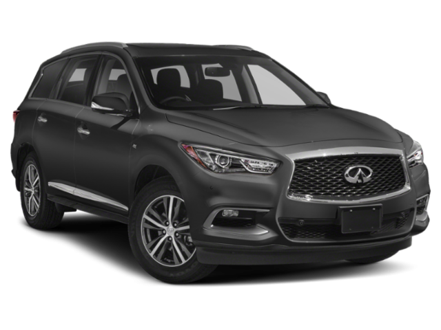 New 2020 INFINITI QX60 LUXE FWD Sport Utility