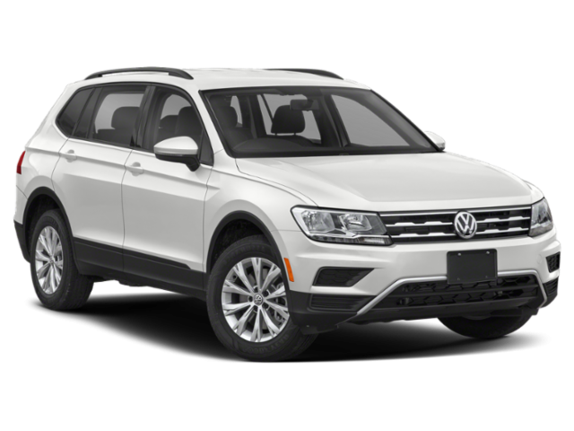 New 2021 Volkswagen Tiguan S with 4MOTION® AWD Sport Utility