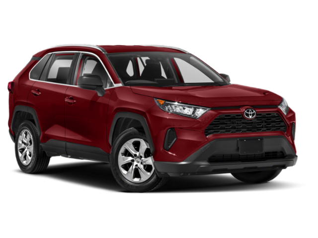 2021 Toyota RAV4 LE 4dr All-wheel Drive