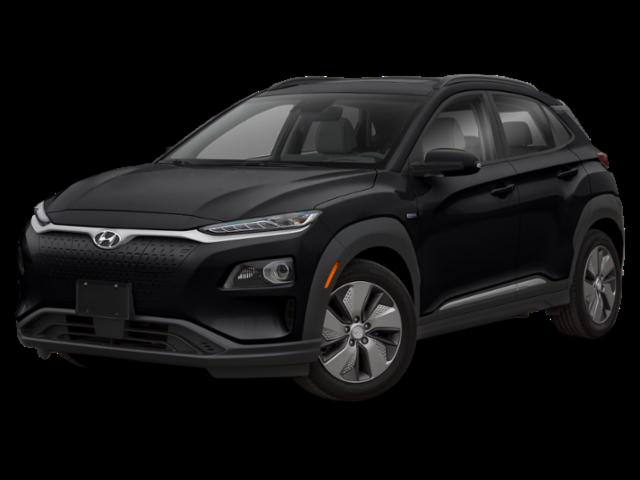 New 2021 Hyundai Kona Electric Limited FWD 4D Sport Utility