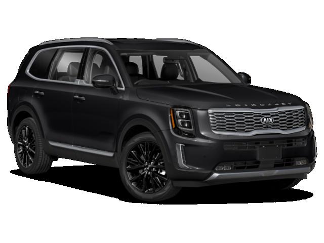 New 2021 Kia Telluride 4DR AWD SX