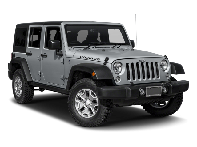 Pre-Owned 2016 Jeep Wrangler Unlimited Rubicon 4WD 4D Sport Utility