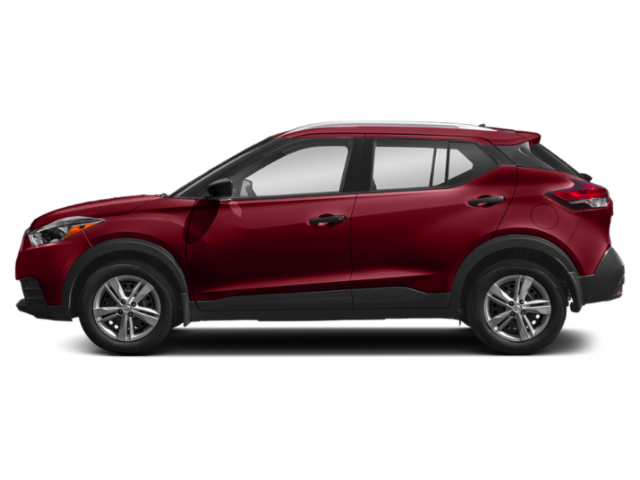 New 2020 Nissan Kicks SV