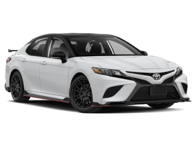New 2021 Toyota Camry TRD