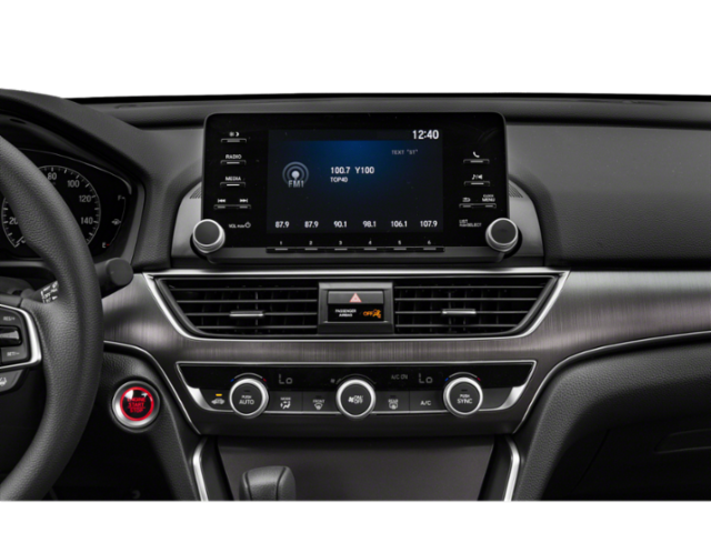 New 2020 Honda Accord Sedan LX