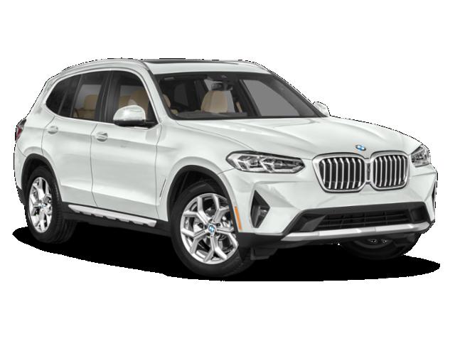 New 2022 BMW X3 xDrive30i xDrive30i
