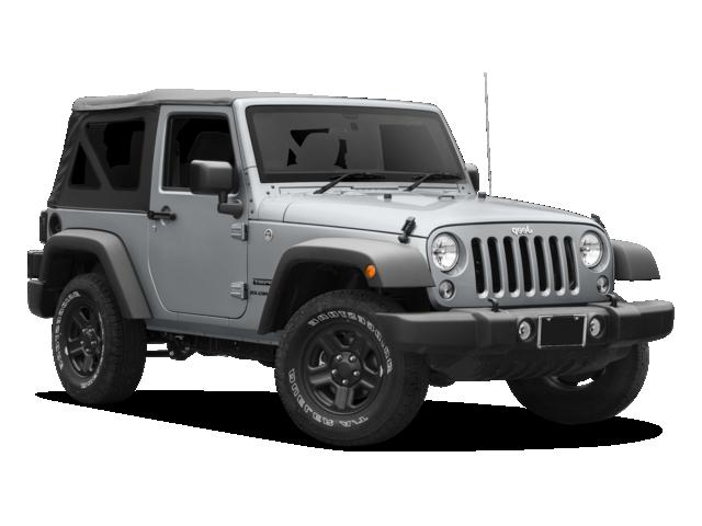 2016 Jeep Wrangler Willys Wheeler 4WD