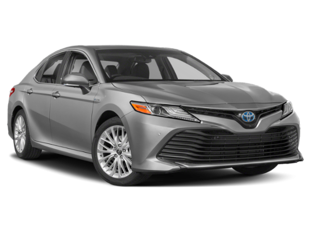 New 2020 Toyota Camry Hybrid XLE FWD 4