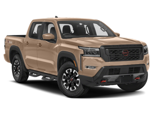 New 2022 Nissan Frontier PRO-4X