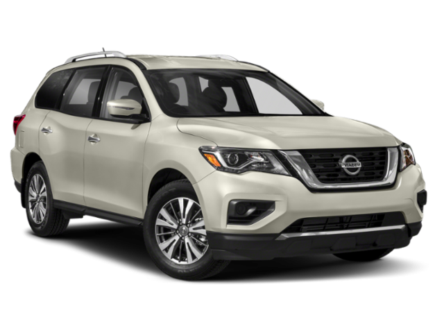 New 2020 Nissan Pathfinder S 4WD CROSSOVERS & SUVS