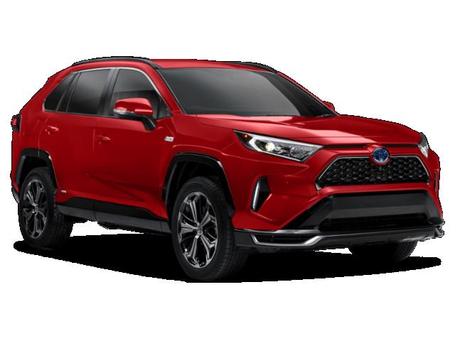 New 2021 Toyota RAV4 Prime SE