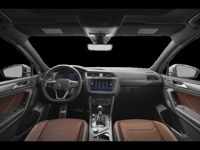 New 2022 Volkswagen Tiguan SE R-Line Black