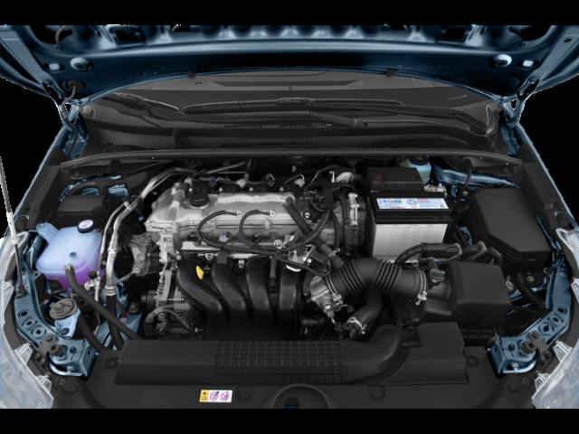 New 2021 Toyota Corolla LE CVT (Natl)