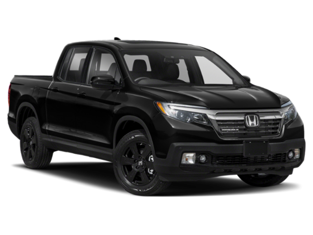 New 2020 Honda Ridgeline Black Edition AWD Crew Cab Pickup
