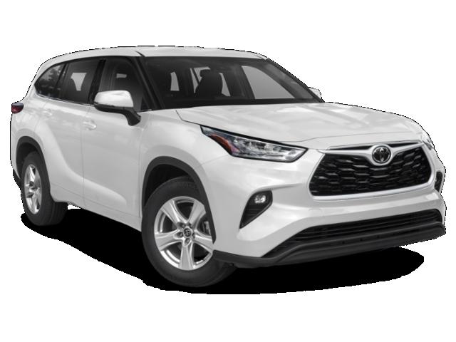 New 2022 Toyota Highlander L
