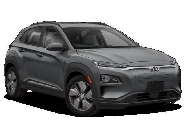 New 2021 Hyundai Kona EV Limited