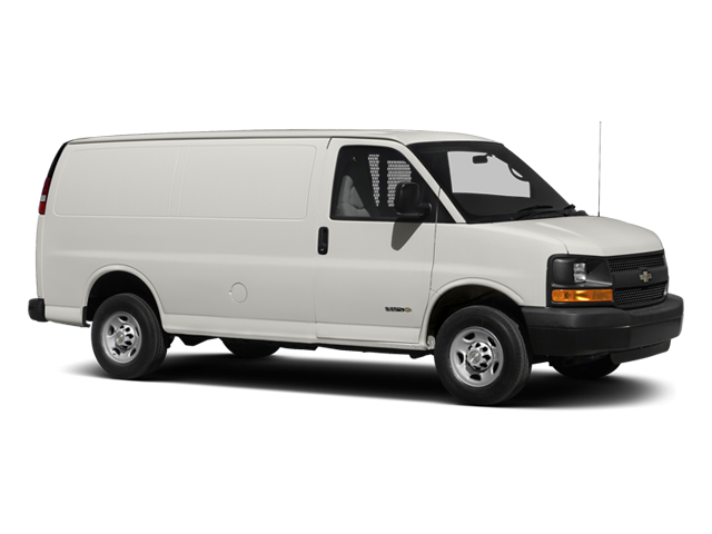 Pre-Owned 2014 Chevrolet Express Cargo Van Work Van