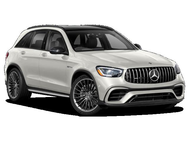 New 2021 Mercedes-Benz GLC AMG® GLC 63 SUV