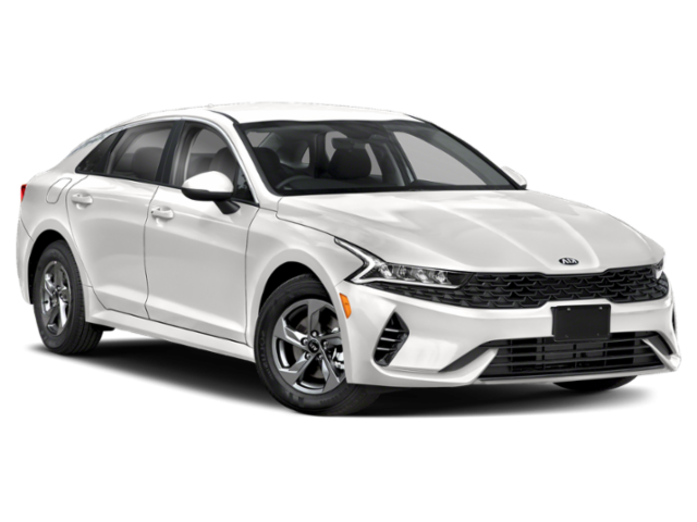 New 2021 Kia K5 EX FWD 4D Sedan