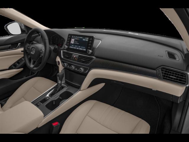 New 2020 Honda Accord Sedan EX