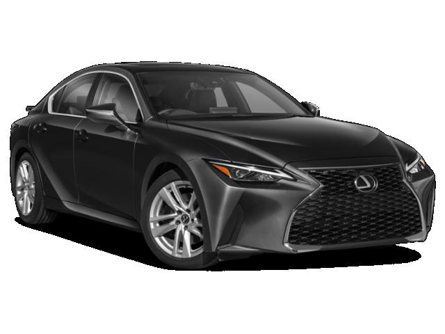 New 2021 Lexus IS IS 300