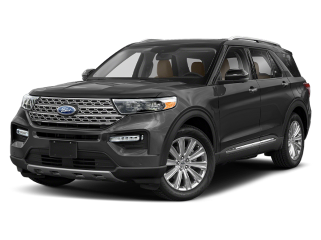 New 2021 Ford Explorer Timberline