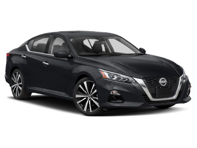 New 2021 Nissan Altima 2.5 SV AWD 4D Sedan