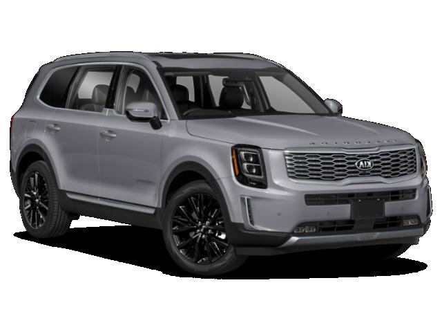 New 2021 Kia Telluride SX AWD