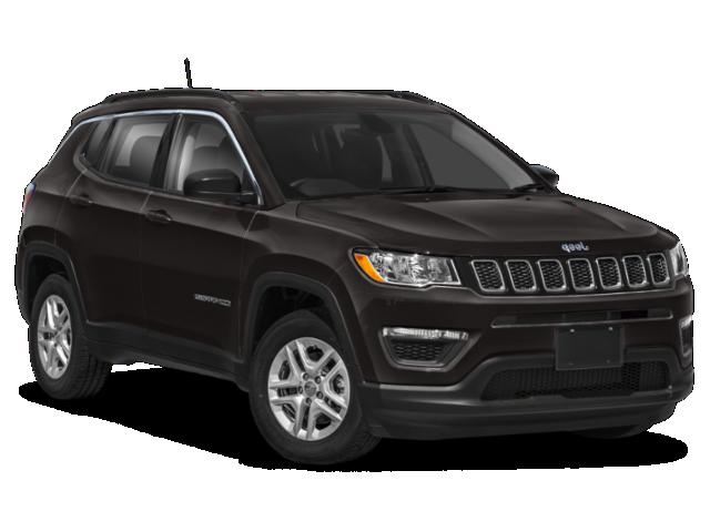New 2021 Jeep Compass North