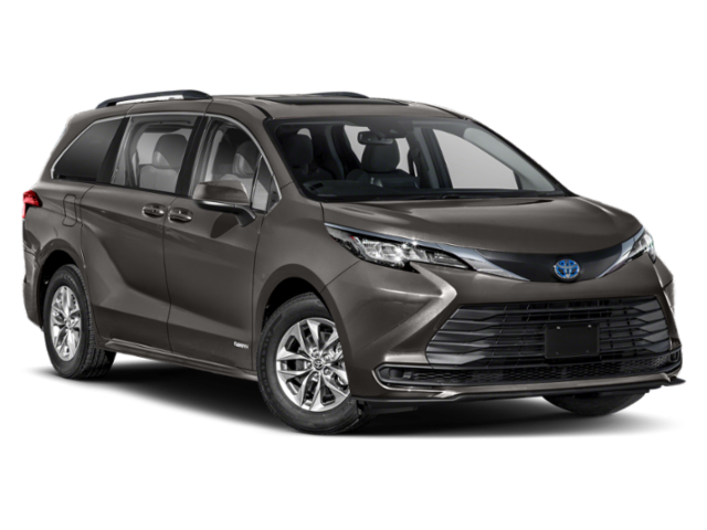 New 2022 Toyota Sienna LE