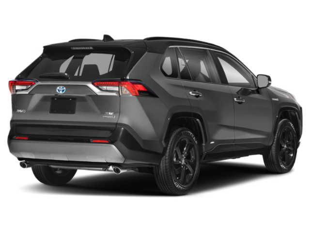 New 2021 Toyota RAV4 Hybrid Hybrid XSE AWD (Natl)
