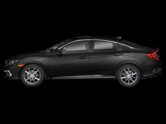 New 2021 Honda Civic Sedan EX