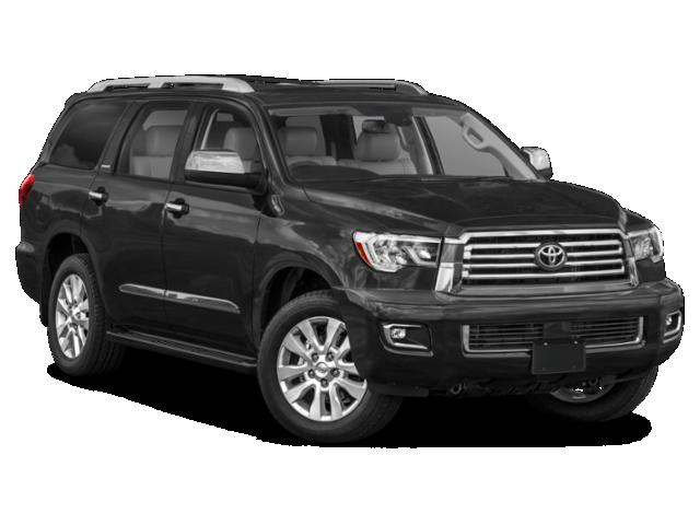 New 2022 Toyota Sequoia Platinum
