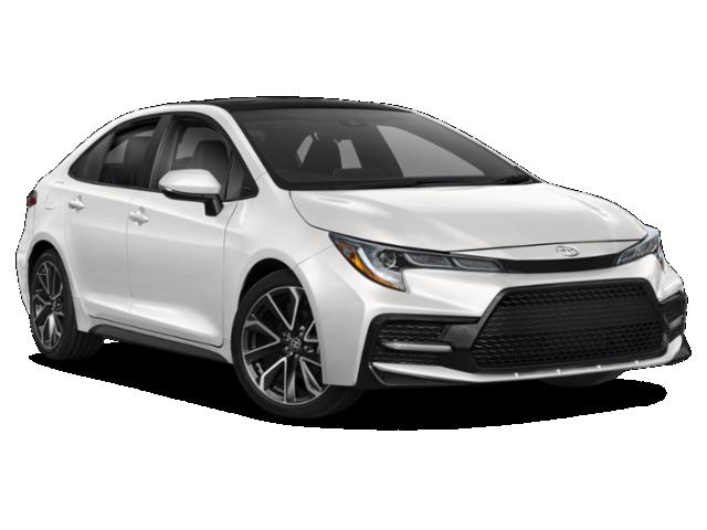 New 2022 Toyota Corolla XSE 2.0