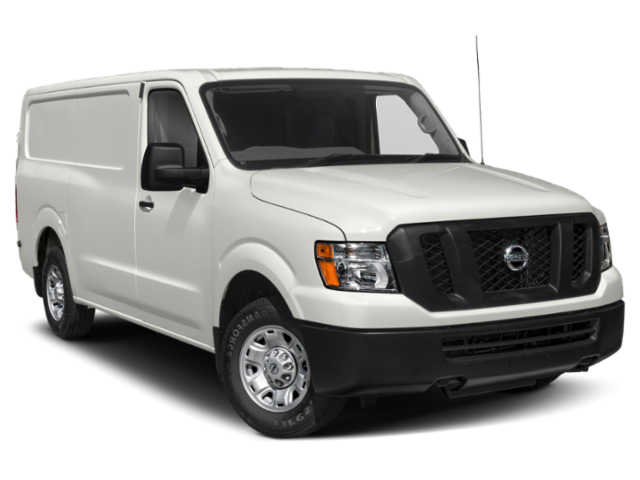 New 2021 Nissan NV Cargo SV