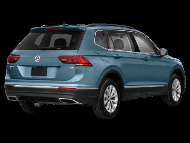 New 2021 Volkswagen Tiguan SE