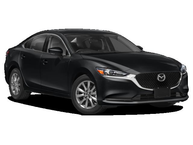 New 2021 Mazda6 CARBON EDITION FWD 4D Sedan