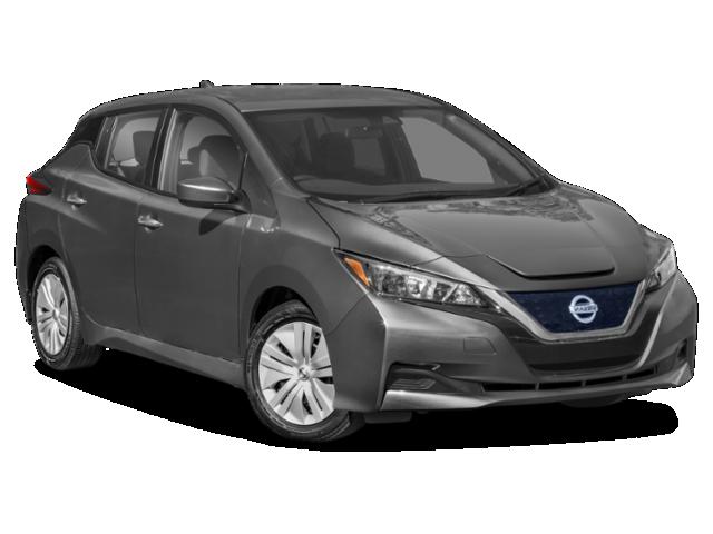 New 2022 Nissan LEAF SL PLUS