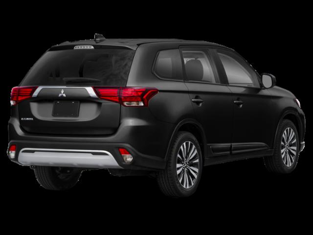 New 2019 Mitsubishi Outlander SE